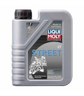 Aceite Liqui-Moly Street 2T 1L