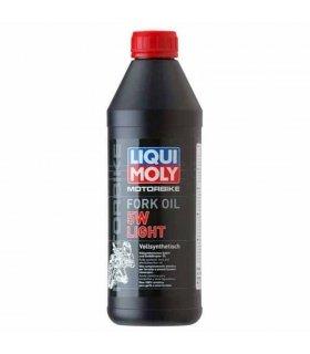 Aceite horquilla Liqui Moly 5W 1L