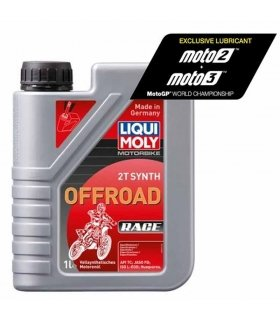 Aceite Liqui-Moly Synth Off road Race 2T 1L