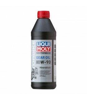 Liqui-Moly gear oil 80W90 1L