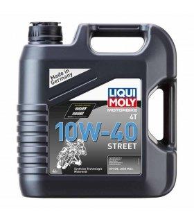 Liqui Moly 4T 10w40 Street 4L