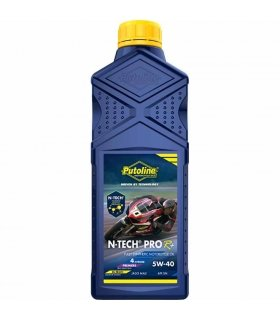 Aceite Putoline 5W40 N-TECH PRO R+ 1l