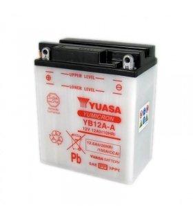Bateria Yuasa YB12A-A Combipack (con electrolito)