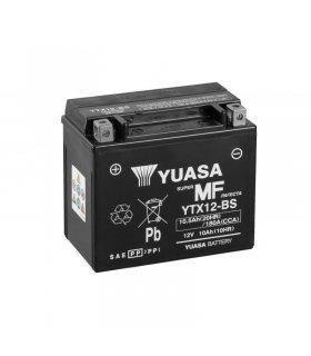 Bateria Yuasa YTX12-BS Combipack (con electrolito)