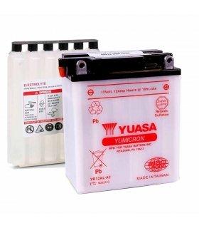 Bateria Yuasa YB12AL-A2 Combipack (con electrolito)