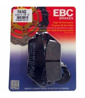 Pastillas de freno EBC FA142