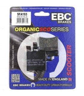 Pastillas de freno EBC SFA193