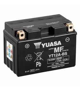 Bateria Yuasa YT12A-BS Combipack (con electrolito)