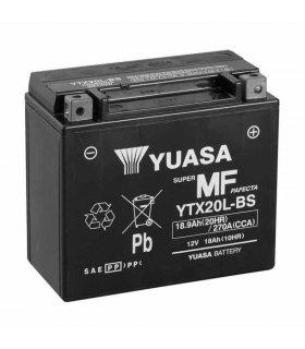 Bateria Yuasa YTX20L-BS Combipack (con electrolito)