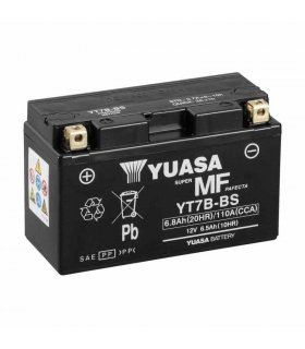 Bateria Yuasa YT7B-BS Combipack (con electrolito)