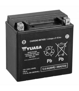 Bateria Yuasa YTX14L-BS Combipack (con electrolito)