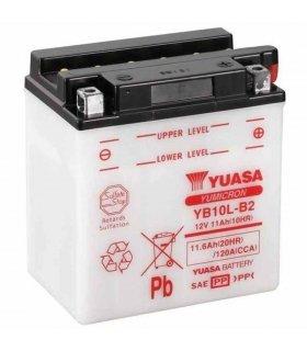 Bateria Yuasa YB10L-B2 Combipack (con electrolito)