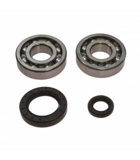 Honda CR 250 R 84-91, CR 500 R 84-01 Crankshaft bearings and seals set