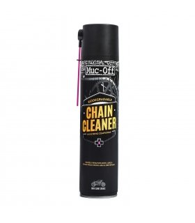 MUC-OFF MOTORCYCLE CHAIN CLEANER SPRAY 400ML