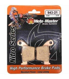 Pastillas de freno traseras Moto-Master Nitro 094321