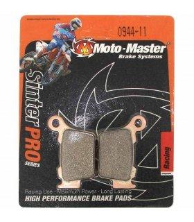Pastillas de freno traseras Moto-Master Pro Racing 094411 Sinterizadas