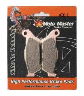 Pastillas de freno Moto-Master Pro Racing 093011 Sinterizadas