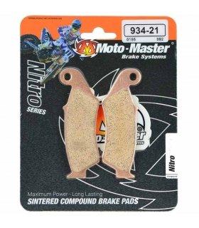 Pastillas de freno Moto-Master Nitro 093421