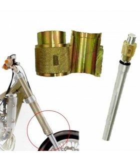 Montador de retenes de horquillas para 35 y 36 mm