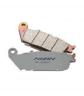 Pastillas de freno NISSIN 2P202ST sinterizadas