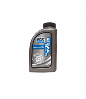 LIQUIDO DE FRENOS BEL-RAY RACING 355 ML