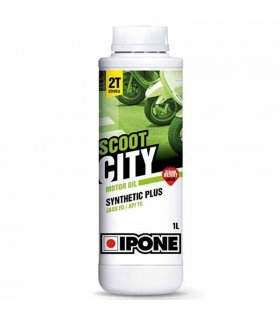 Aceite IPONE 2T Scoot City sintético olor fresa