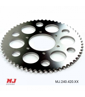 Corona Puch Cobra 75 alumino mecanizada MJ Corse