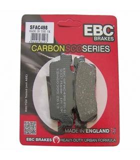 Pastillas de freno EBC SFAC498
