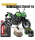 Kit revision Kawasaki Z750 (07-14) Aceite+Filtros