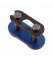 RK spring link 420 SB Blue