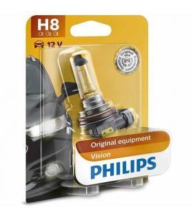 Lámpara Philips de óptica Halógena H8 12V 35W