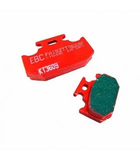 Pastillas de freno EBC FA152TT
