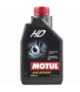 Motul HD gear oil 80W90 1L