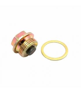 Tornillo vaciado aceite M22X1.50 con el anillo de sellado