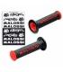 Puños Malossi Rojo-Negro 6914060R0