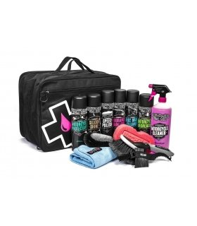 Muc-Off PRO SET Motorcycle Ultimate Valet Kit
