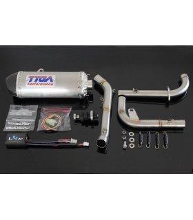 """TYGA / Kitaco Power up kit """"stainless"""", Honda MSX125 GROM"""