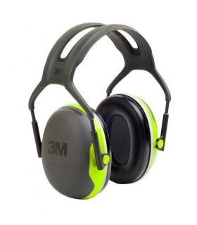 3M Peltor X4A SNR 33db Ear Defenders with Headband