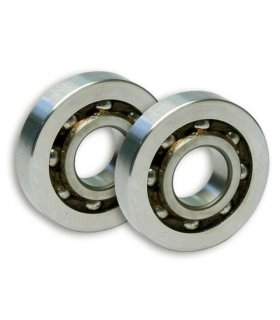 crankshaft bearing C4 set Malossi MHR 20x52x12 for Piaggio
