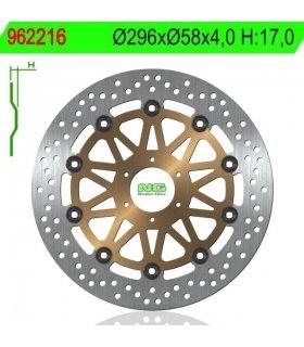 Front disc brake Ø296 x Ø58 x 4  Honda RS125/250 NG 962216