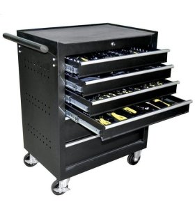 Mobile workstation with 160 tools