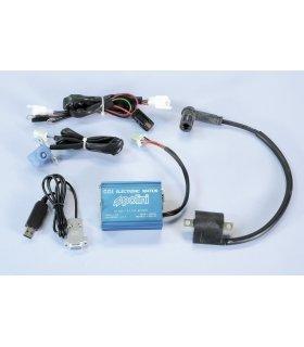 CDI POLINI USB PROGRAMABLE UNIVERSAL MONOCILINDRICO 2T /4T