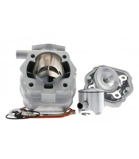 CYLINDER WITH HEAD 78CC D50 DERBI EURO 2 BARIKIT KIT RACING