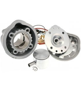CYLINDER WITH HEAD 80CC MINARELLI AM6 BARIKIT KIT RACING