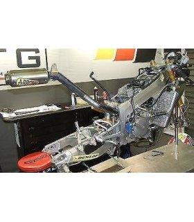 ESCAPE ARROW TITANIUM MOTO3 FTR250 HRC / NSF250 / TSR 250