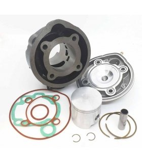BARIKIT CYLINDER KIT SPORT 80CC D50 CAST IRON MINARELLI AM6