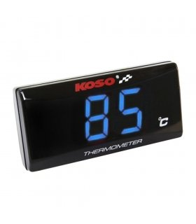 Reloj de temperatura digital KOSO Super Slim