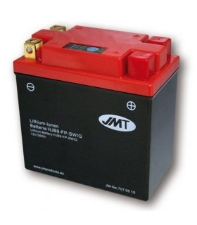 BATTERY YB9-FP JMT LITHIUM ION BATTERY WP