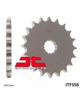 FRONT SPROCKET JT 558 DERBI GPR 125 / YAMAHA DT 125 X / YZ 85