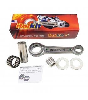 ITALKIT Double Forged Hand Finished Connecting Rod APRILIA RS125